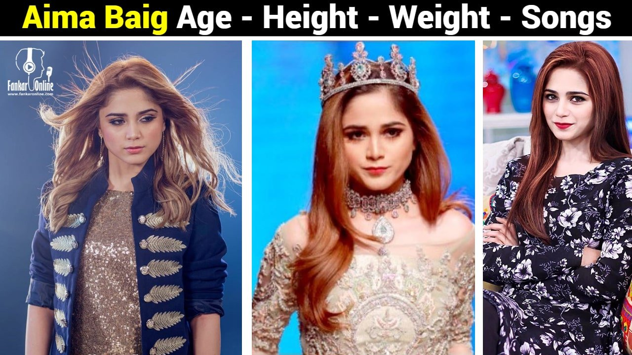Aima Baig Age - Bio - Height - Weight - Songs -husband - family