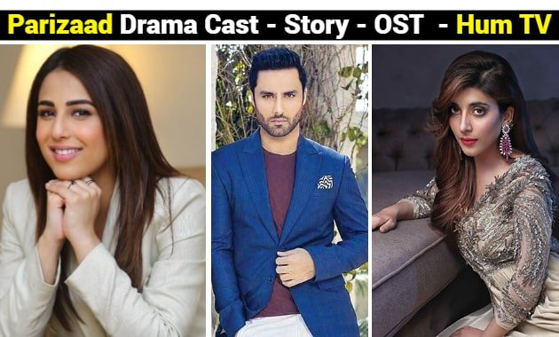 parizaad Drama Cast - Story - OST